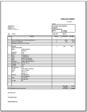 design invoice template
