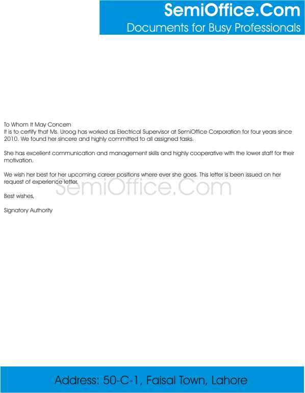 sample job request letter