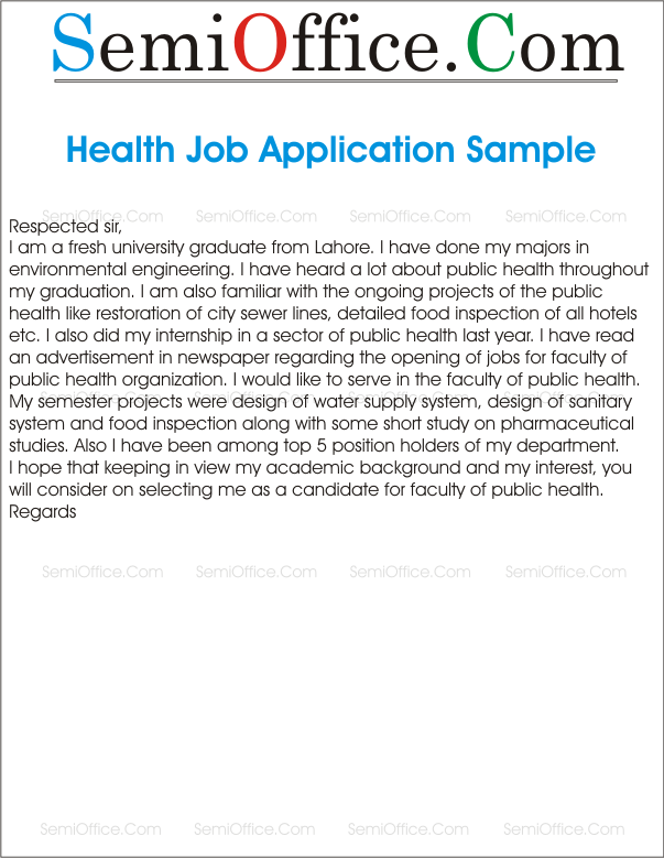 cover letter for university graduate for faculty of public