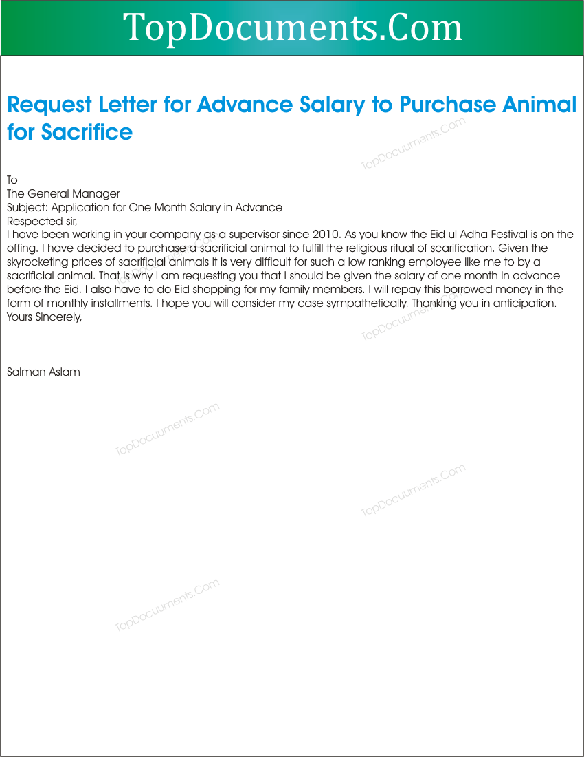 Salary request letters fieldstation spiritdancerdesigns Gallery