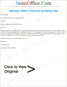 school application letter for fever